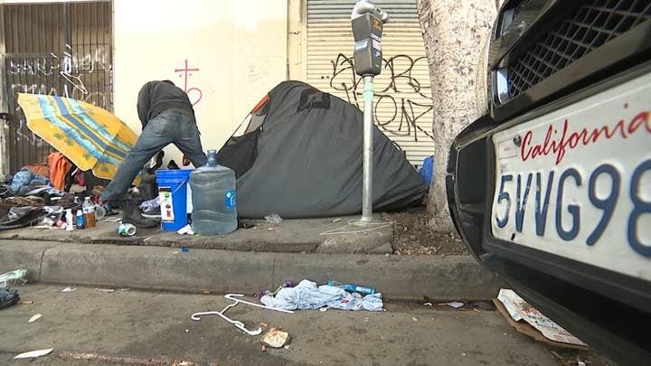 2020 Dems aren't going far enough to address California homeless crisis, advocates claim