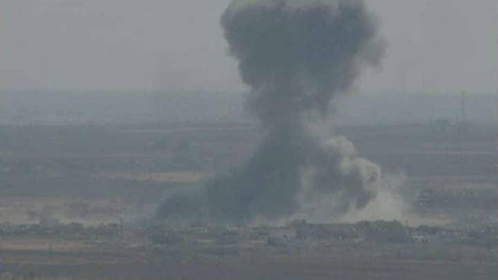 Eric Shawn: UN fears humanitarian 'catastrophe' in Syria