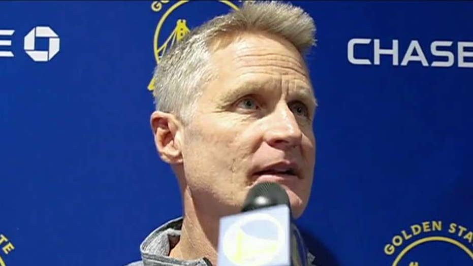 NBA coach Steve Kerr under fire over China comments