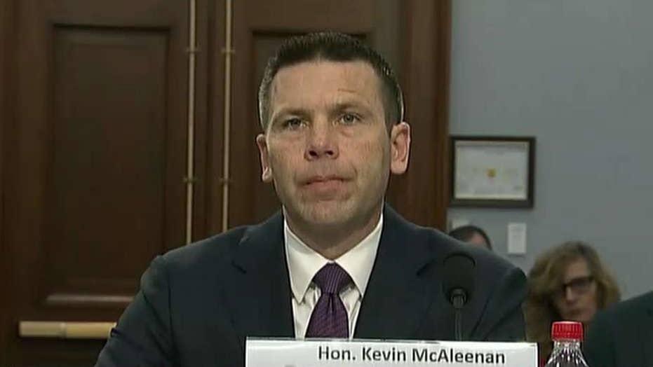 Kevin McAleenan resigns as acting Homeland Security Secretary