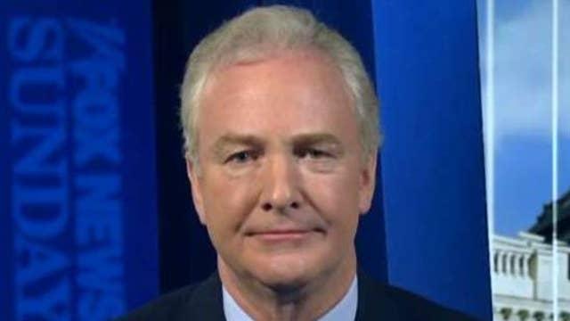 Sen. Chris Van Hollen on Democrats' impeachment inquiry, push to punish Turkey for Syria offensive