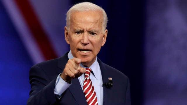 Biden camp rips New York Times