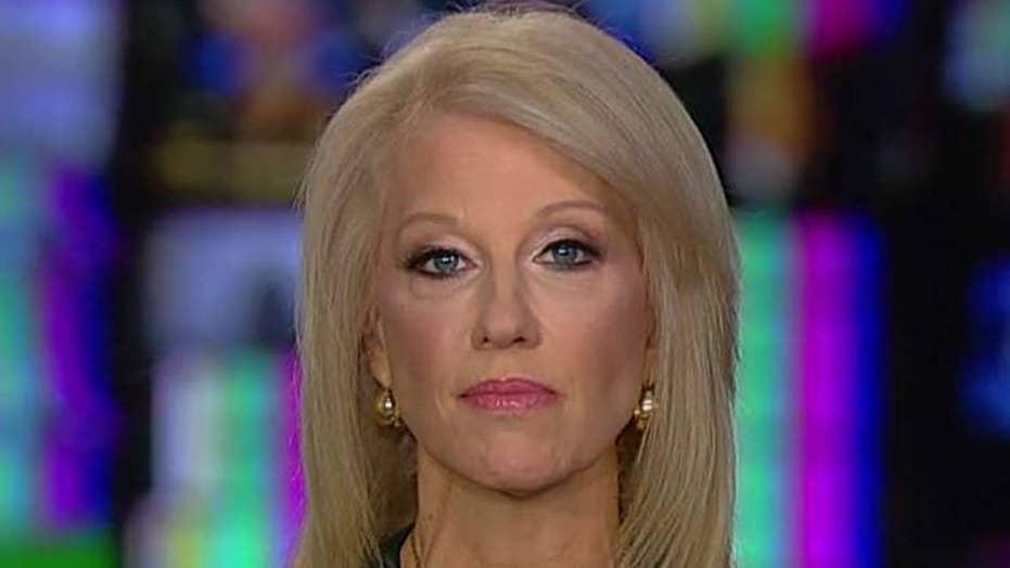 Kellyanne Conway: Joe Biden is now seen in the news as Hunter Biden's father, not Obama's vice president