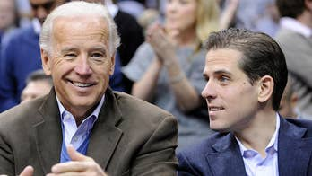 Bidens acknowledge ethics woes