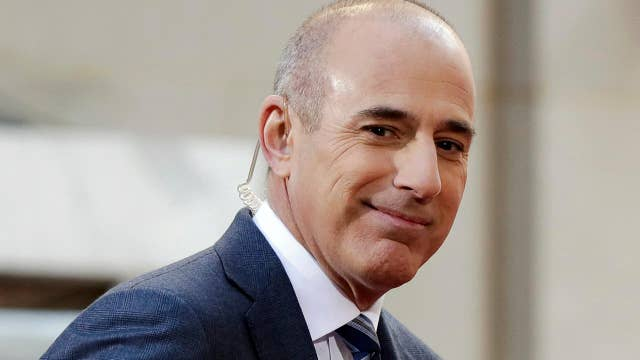 What NBC knew about Matt Lauer