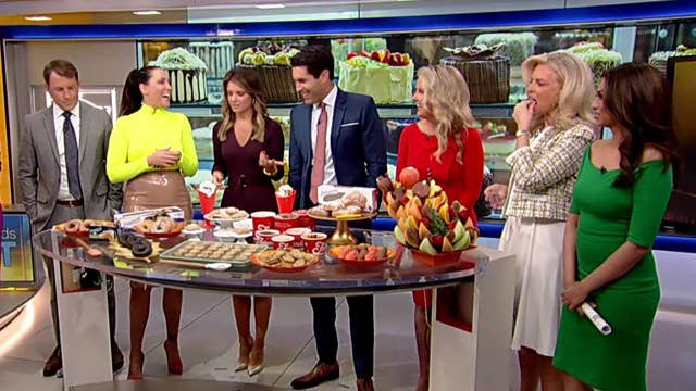 'Fox & Friends First' celebrates National Dessert Day