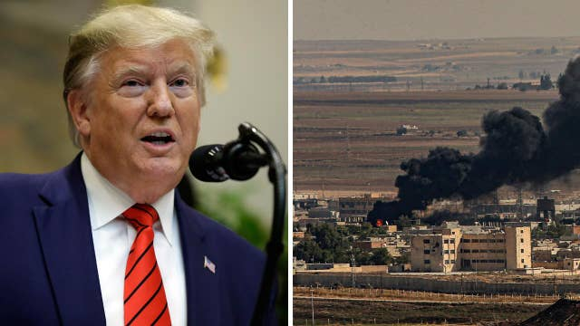 Is President Trump in danger of losing his evangelical support over his decision to pull troops out of Syria?