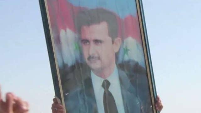 Kurdish officials reach agreement with Assad regime