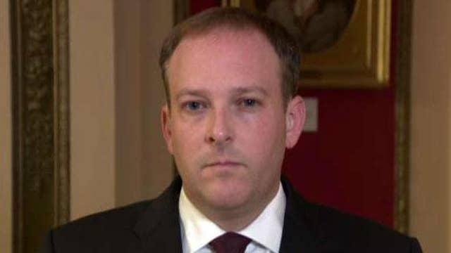 Rep. Lee Zeldin reacts to Matt Gaetz's ejection from closed-door impeachment hearing