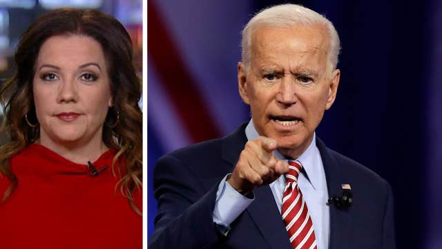 Mollie Hemingway on Joe Biden's new ethics and campaign finance plan