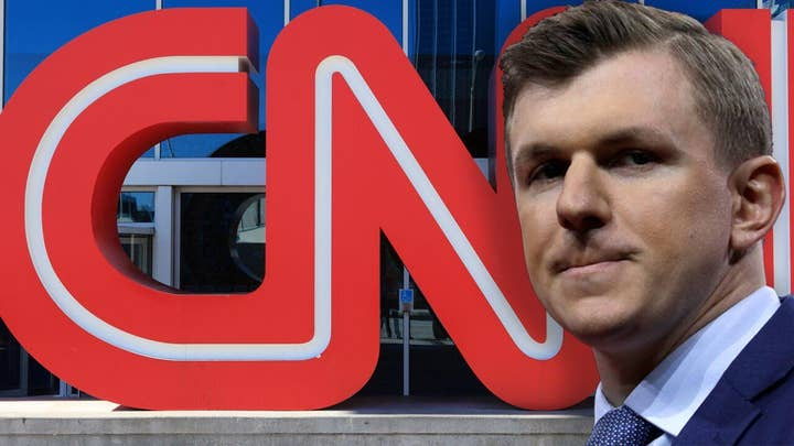 Project Veritas' CNN 'whistleblower' claims network is 'pumping out propaganda'