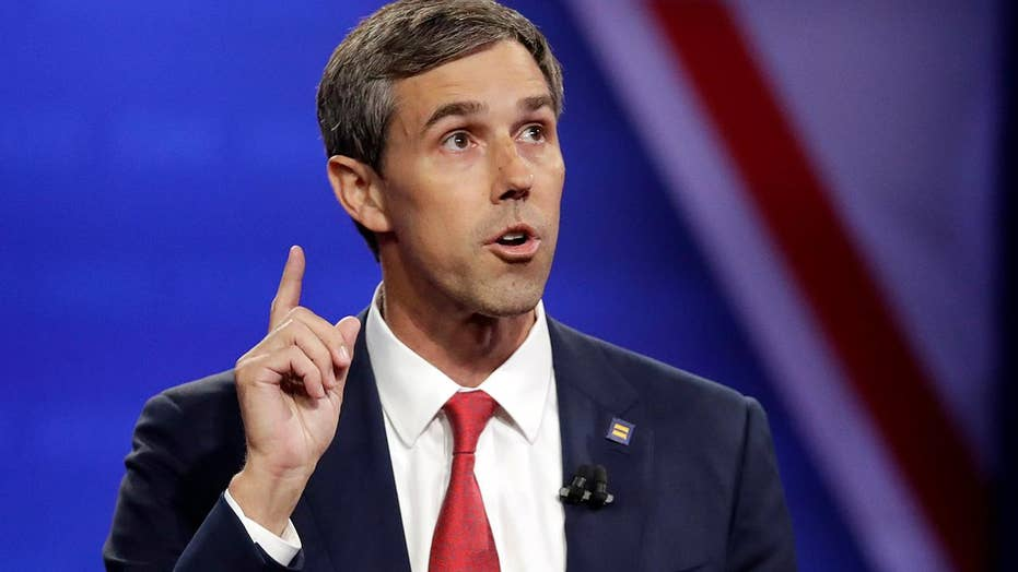 Beto calls for the removal of tax-exempt status for churches who don't support same-sex marriage
