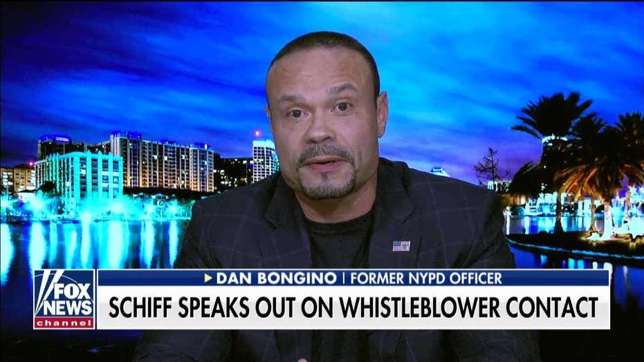 Dan Bongino: Most of media refuses to call out Adam Schiff's false claims