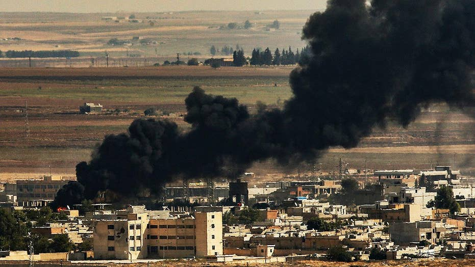 Battleground gets bigger in Syria as Kurdish forces get help from Assad government