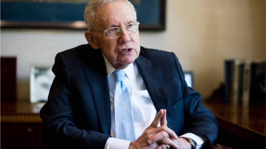 Harry Reid International Airport: Las Vegas likely to rename air hub in honor of former senator