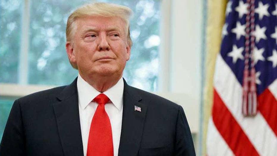 Harry Reid warns Democrats not to underestimate President Trump in 2020