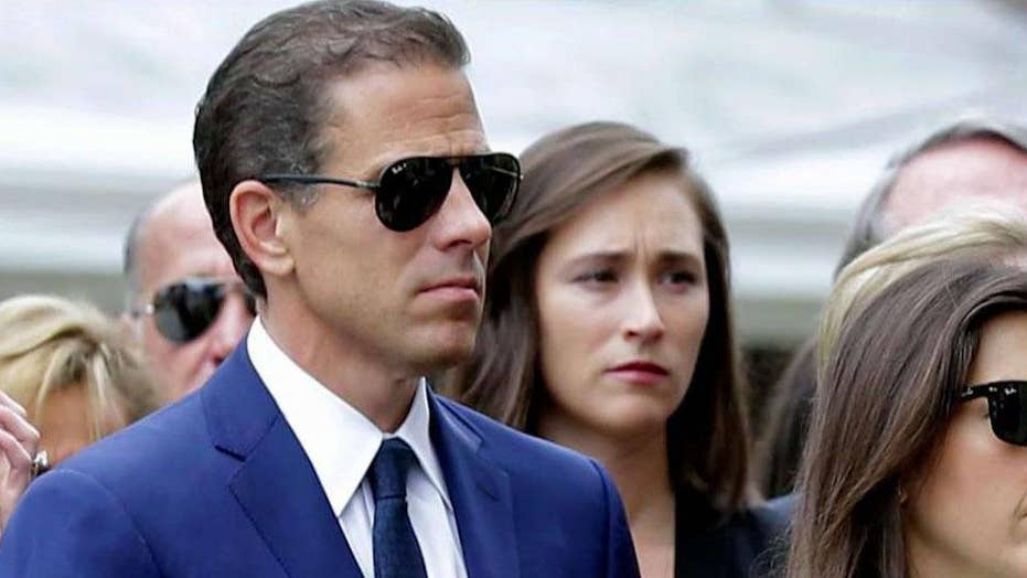 Hunter Biden leaves seat on board of company backed by Chinese government