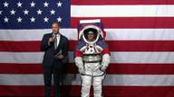 NASA reveals two new spacesuits for lunar exploration