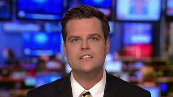 Rep. Matt Gaetz says Democrats are stacking the deck, can't run a fair impeachment inquiry