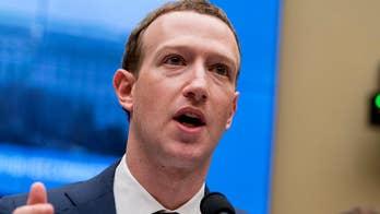 #DeleteFacebook trends after Zuckerberg meets with conservatives