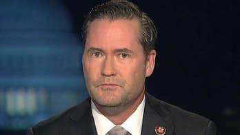 Rep. Waltz on Hunter Biden breaking his silence, US authorizing sanctions against Turkey
