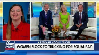 Rebekah Koon on the trucking industry