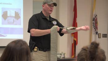 Border Patrol agents train schools how to respond to mass shootings