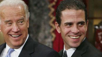 Joe Biden defends son Hunter's Ukraine work: 'My son did nothing wrong. I did nothing wrong'