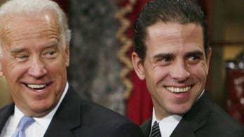 Hunter Biden fires back after PI claims secret bank records 'verify' $156M counterfeiting scheme