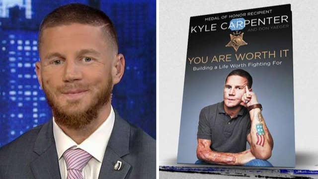 Medal of Honor recipient shares story of sacrifice