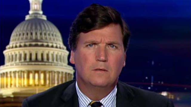 Tucker Carlson on CNN's bias exposed