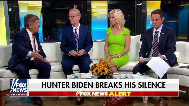Judge Andrew Napolitano on Hunter Biden Breaking His Silence