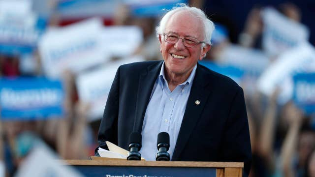 Former DNC official says Sanders should drop out of race to focus on health
