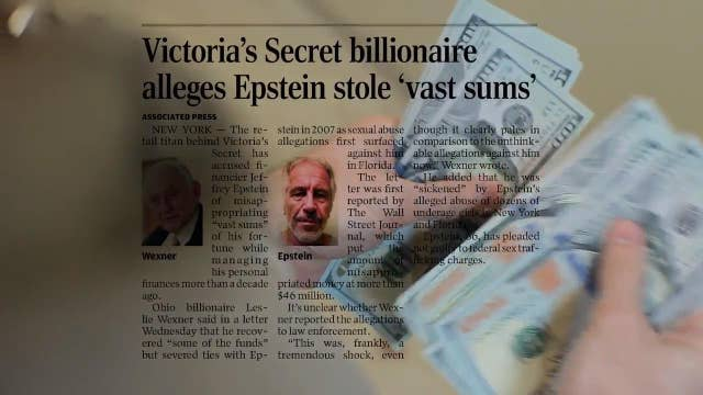 New doc questions source of accused sex-trafficker Jeffrey Epstein's enormous fortune