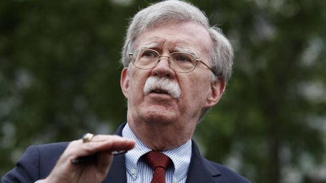 Witness testimony puts new focus on John Bolton in impeachment probe