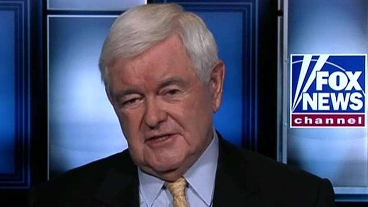 Newt Gingrich: Somebody needs to push Biden about Ukraine at Democrat debate