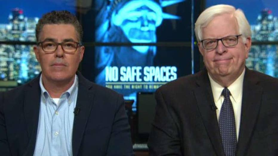 Adam Carolla and Dennis Prager's new documentary looks at the dangers of PC culture