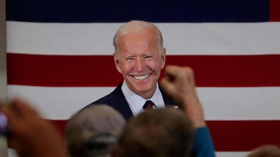 Joe Biden rolls out his anti-corruption plan