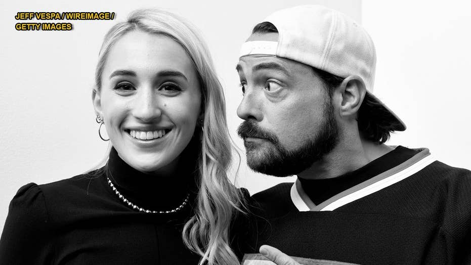 'Jay and Silent Bob Reboot' star jokes dad Kevin Smith would 'disown me' if she wasn't in the film