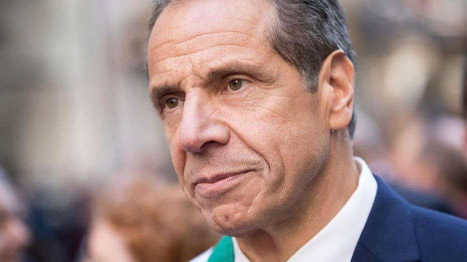 New York Governor Andrew Cuomo drops the N-word
