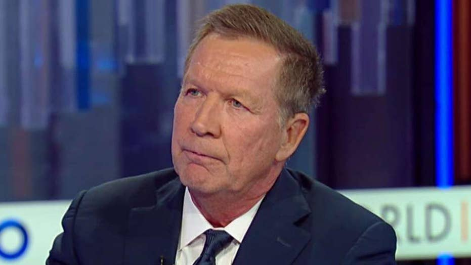 Kasich: Growing debt will become an economic calamity