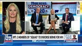 """Tomi Lahren reacts after 3 """"Squad"""" members endorse Bernie Sanders"""