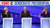 Which 2020 Democrat came out on top during the 4th presidential debate?