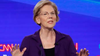 Welcome to the Thunderdome, Elizabeth Warren