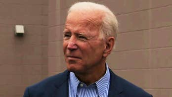 Joe Biden responds to Alexandria Ocasio-Cortez's endorsement of Bernie Sanders