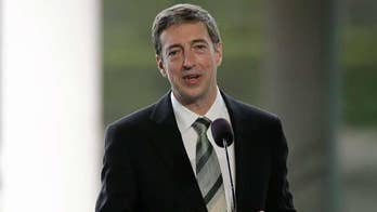Former President Reagan's son tops Google search during Democratic debate