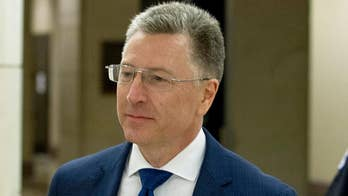 Ex-Ukraine envoy Volker says he didn't realize Burisma probe was 'tantamount' to investigating Biden