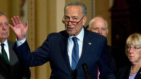 Sen. Chuck Schumer: Trump doesn't have a plan to contain ISIS