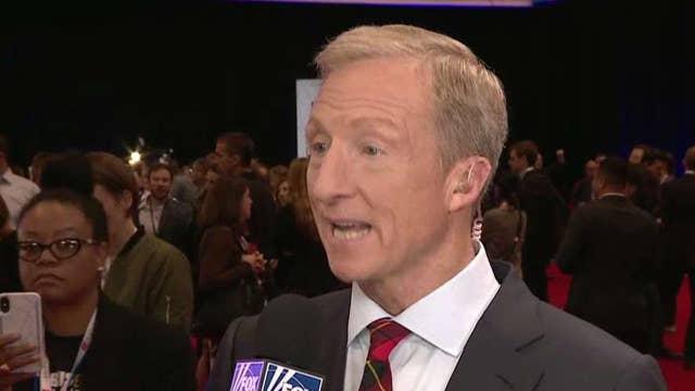 Tom Steyer on debate performance, House Democrats' impeachment push