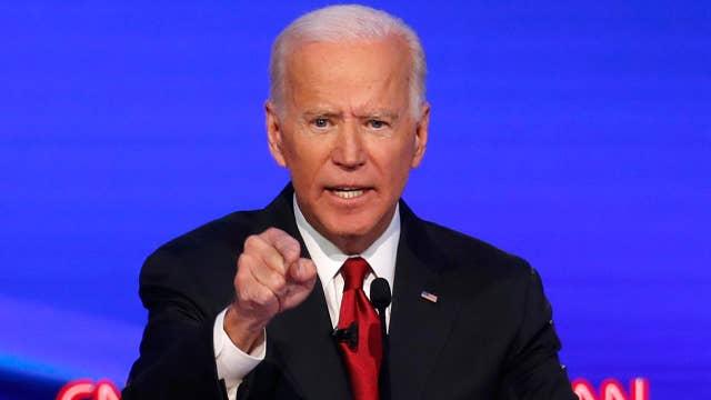 Michael Pillsbury on Joe Biden's startling shift on China